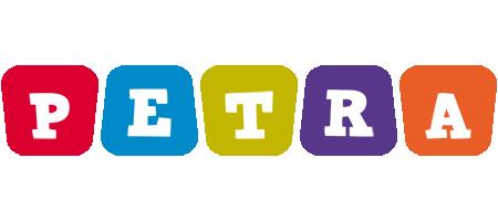 Petra daycare logo