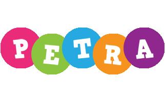Petra friends logo