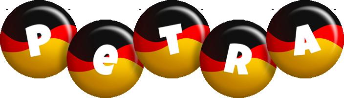 Petra german logo