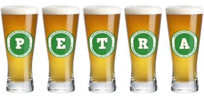 Petra lager logo