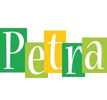 Petra lemonade logo