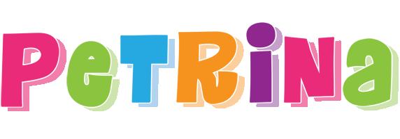 Petrina friday logo