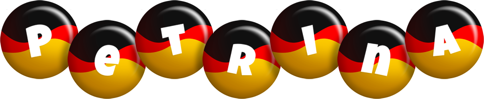 Petrina german logo