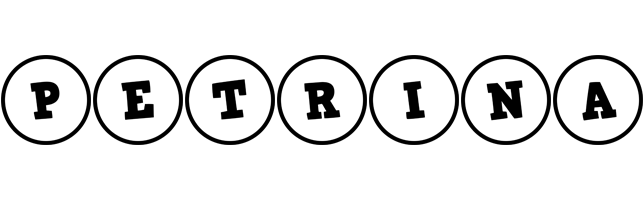Petrina handy logo