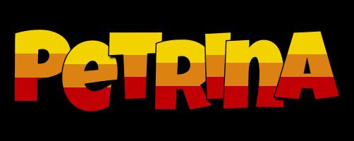 Petrina jungle logo