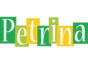 Petrina lemonade logo