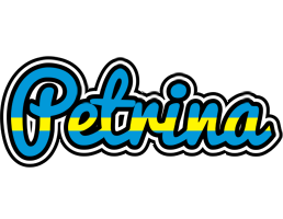 Petrina sweden logo