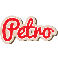 Petro chocolate logo