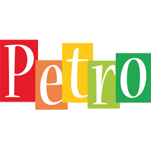 Petro colors logo