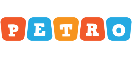 Petro comics logo