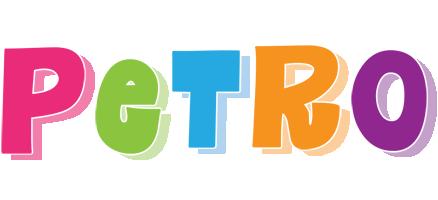 Petro friday logo