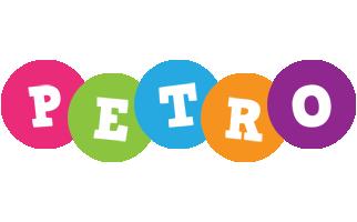 Petro friends logo