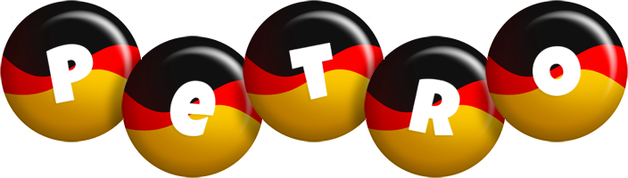 Petro german logo