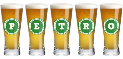 Petro lager logo