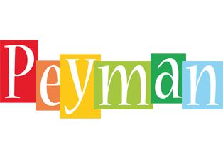 Peyman colors logo