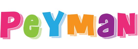 Peyman friday logo
