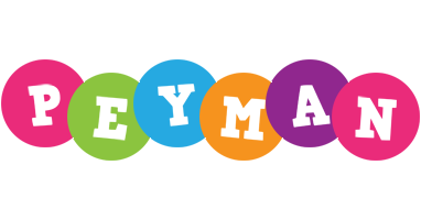 Peyman friends logo