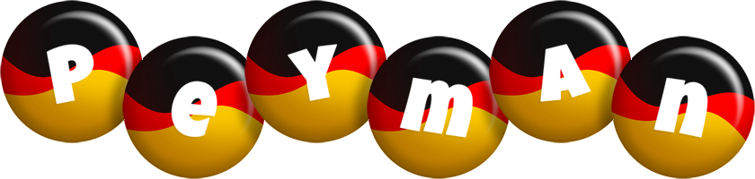 Peyman german logo
