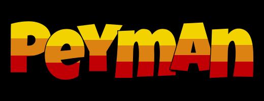 Peyman jungle logo