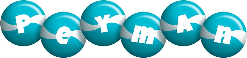 Peyman messi logo