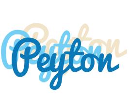 Peyton breeze logo
