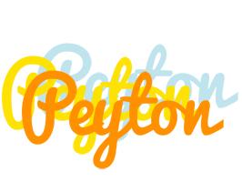 Peyton energy logo