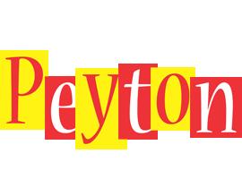 Peyton errors logo