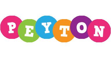 Peyton friends logo