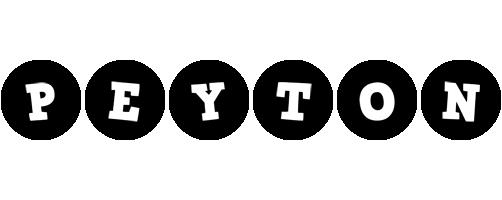 Peyton tools logo