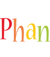 Phan birthday logo