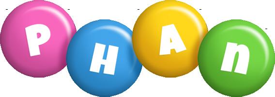 Phan candy logo