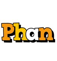 Phan cartoon logo