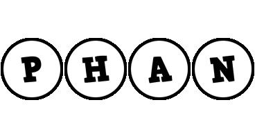 Phan handy logo