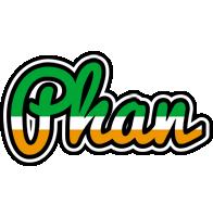 Phan ireland logo