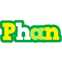 Phan soccer logo