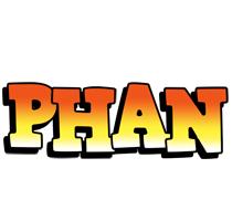 Phan sunset logo