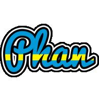 Phan sweden logo