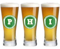 Phi lager logo