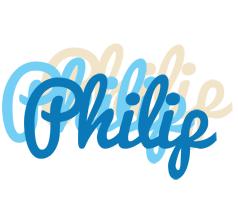 Philip breeze logo