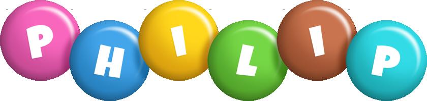 Philip candy logo