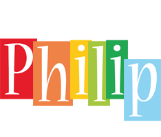 Philip colors logo