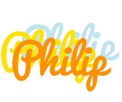 Philip energy logo