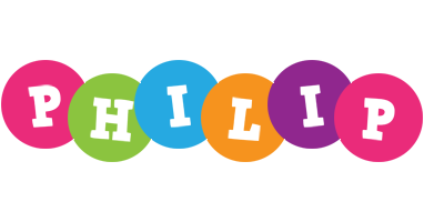 Philip friends logo