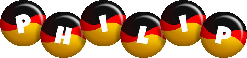 Philip german logo