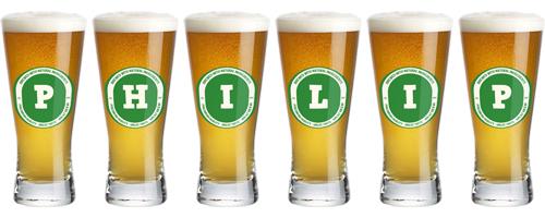 Philip lager logo