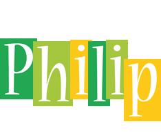 Philip lemonade logo