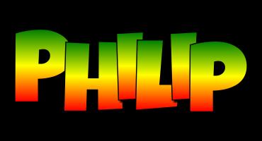 Philip mango logo