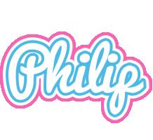 Philip outdoors logo