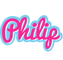 Philip popstar logo