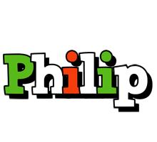 Philip venezia logo